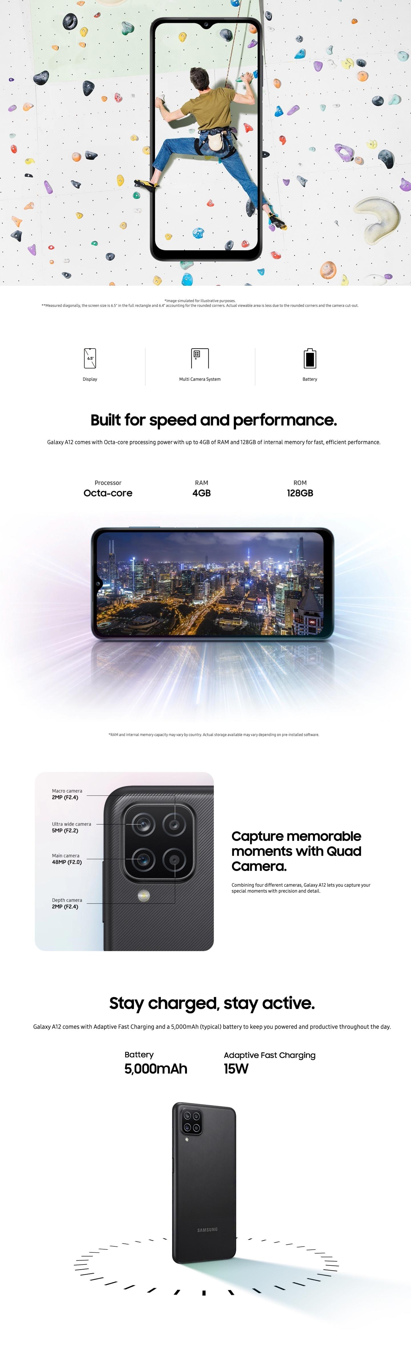 Samsung Galaxy A12 4G