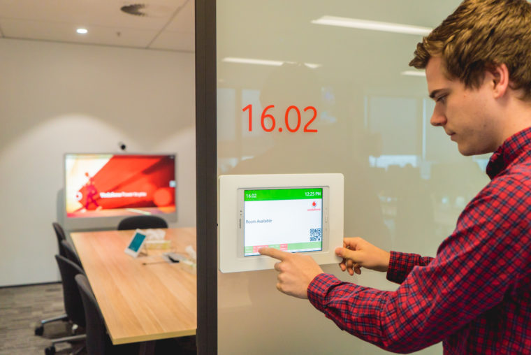 State of the art meeting rooms are enabled by communication technology